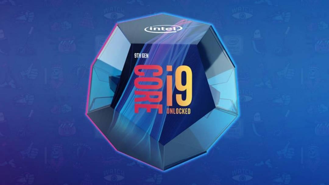 """Intel представила """"самый быстрый в мире игровой чип"""" 9-го поколения"""